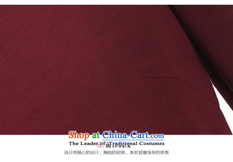 The former Yugoslavia Li Sau 2015 autumn large new mount female stretch knitted long-sleeved under the stitching Knitted Shirt shirt 0303 Sau San cinnabar Red 4XL Photo, prices, brand platters! The elections are supplied in the national character of distribution, so action, buy now enjoy more preferential! As soon as possible.