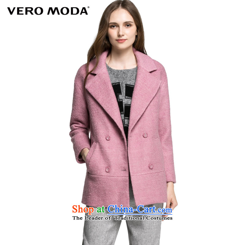 Vero moda thick retro suits, double-coats |315327023 gross? 111 light pink�0_80A_S