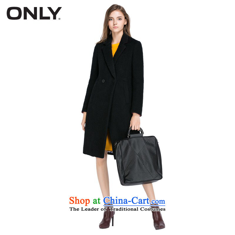 Load New autumn ONLY2015 included wool pullover Sau San colors? coats knocked T|11534s001 female black _black 160_80A_S 010
