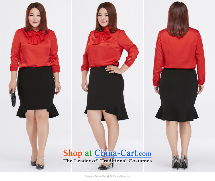 To increase the number msshe women 2015 new fall thick MM in replacing the lumbar crowsfoot skirt body skirt 2518 black T3 picture, prices, brand platters! The elections are supplied in the national character of distribution, so action, buy now enjoy more preferential! As soon as possible.