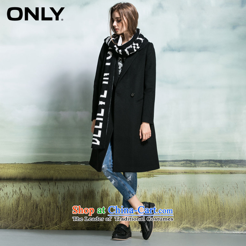 Load New autumn ONLY2015 wool suits for relaxd with plush coat women in? L|11536U005 010 black _black 175_96A_XXL