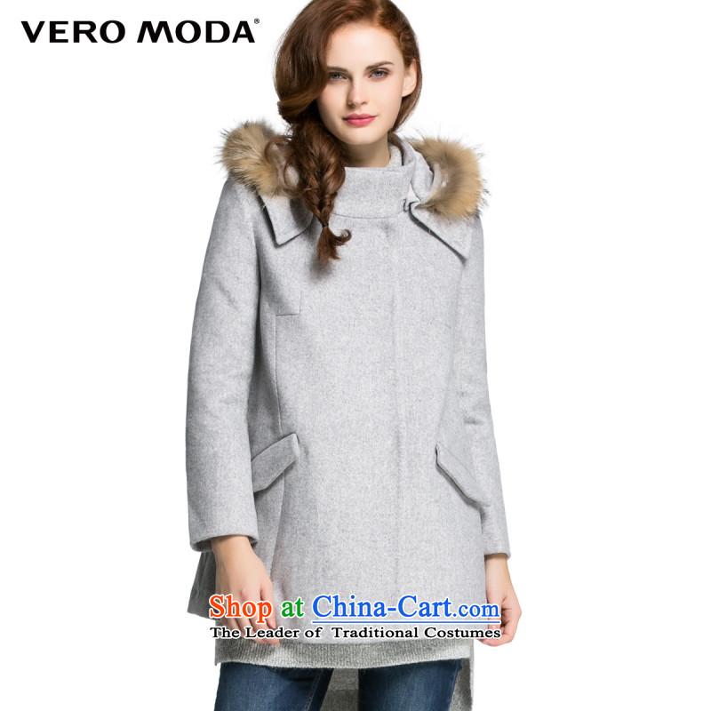 Vero moda minimalist design of the Commonwealth Model commuter wind |315327041 gross? coats 104 light gray�0_80A_S flower