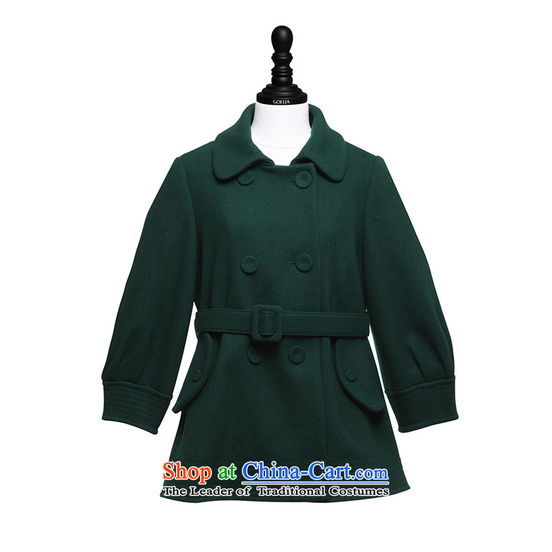 Song Leah GOELIA autumn 2015 new) long jacket , dark green G92 159C6E39A Song Leah GOELIA () , , , shopping on the Internet
