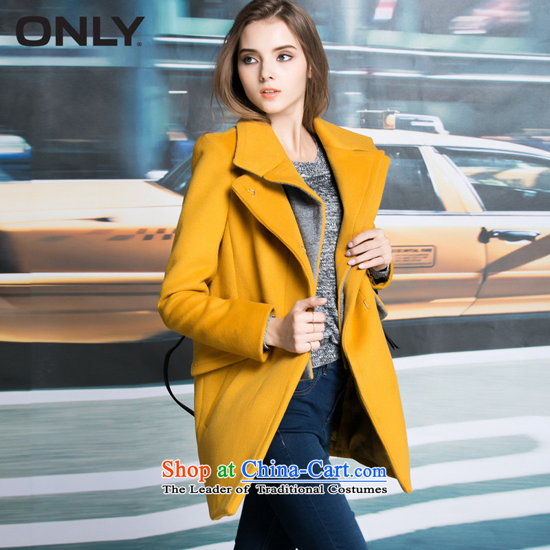 Load New autumn ONLY2015 removable leave for wool and in with plush coat female E|11536t004? Wong Ming?170_88A_L 054