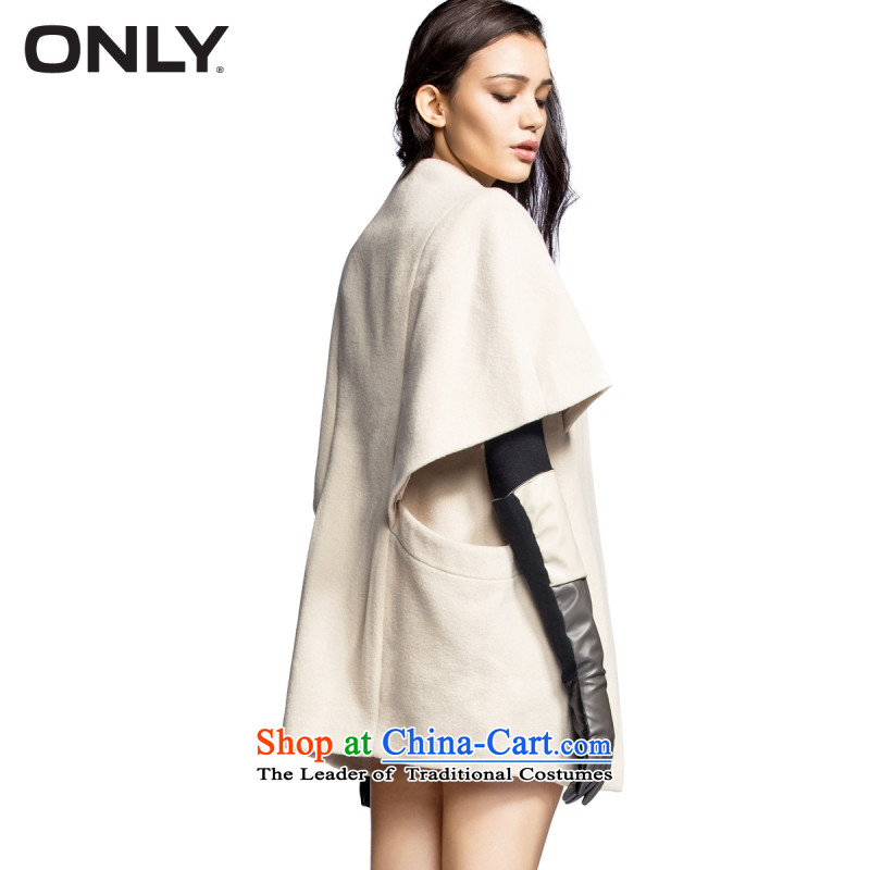 Only replace with new autumn wool cocoon-linked child for Gross Gross cloak coats female? L|11434S017 155/76A/XS,ONLY egg shell color 02A (as to group) , , , shopping on the Internet