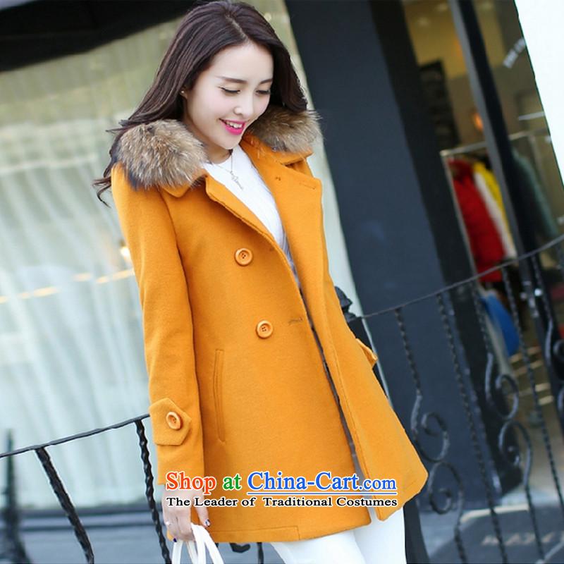 Yi Jin Long in No. Gross? coat_ Ore GD8125 WONG XL code