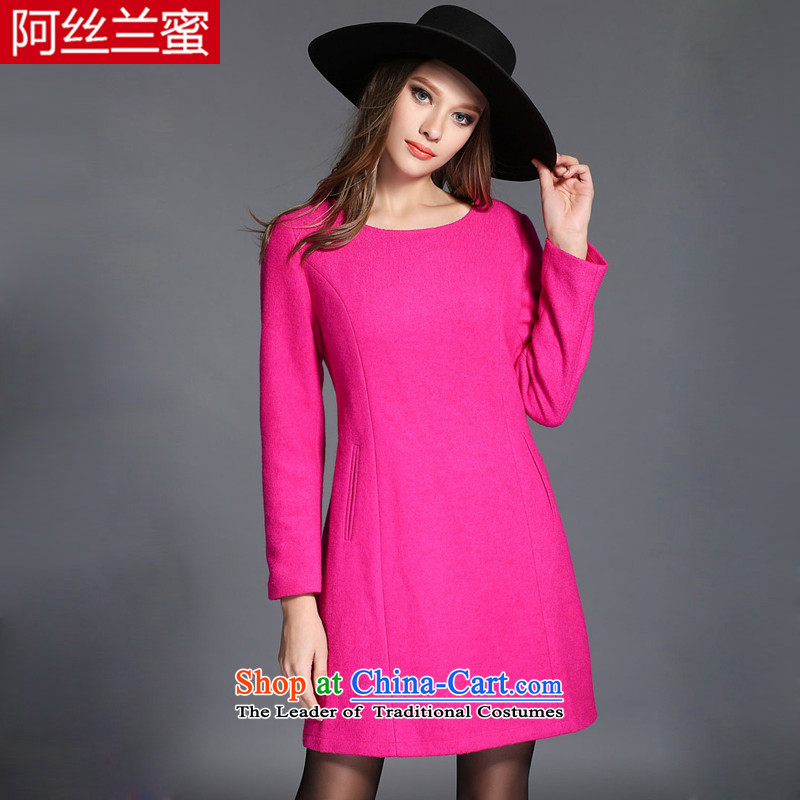 Of the Yucca honey intensify thick MM video thin 2015 Fall/Winter Collections large decorated in thick wool female hair? dresses ZZ21003XL(150 red 163-164) through the burden of coal
