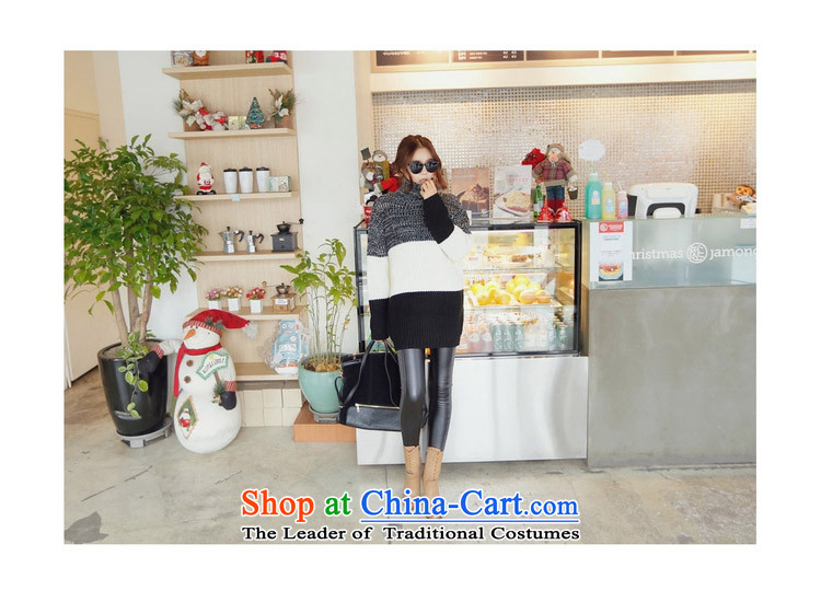 2015 Autumn and winter Zz&ff new larger female thick mm200 catty to xl ultra-elastic stitching pu leather pants, forming the black trousers聽XXXXXL( recommendations 180-200 catties) Picture, prices, brand platters! The elections are supplied in the national character of distribution, so action, buy now enjoy more preferential! As soon as possible.