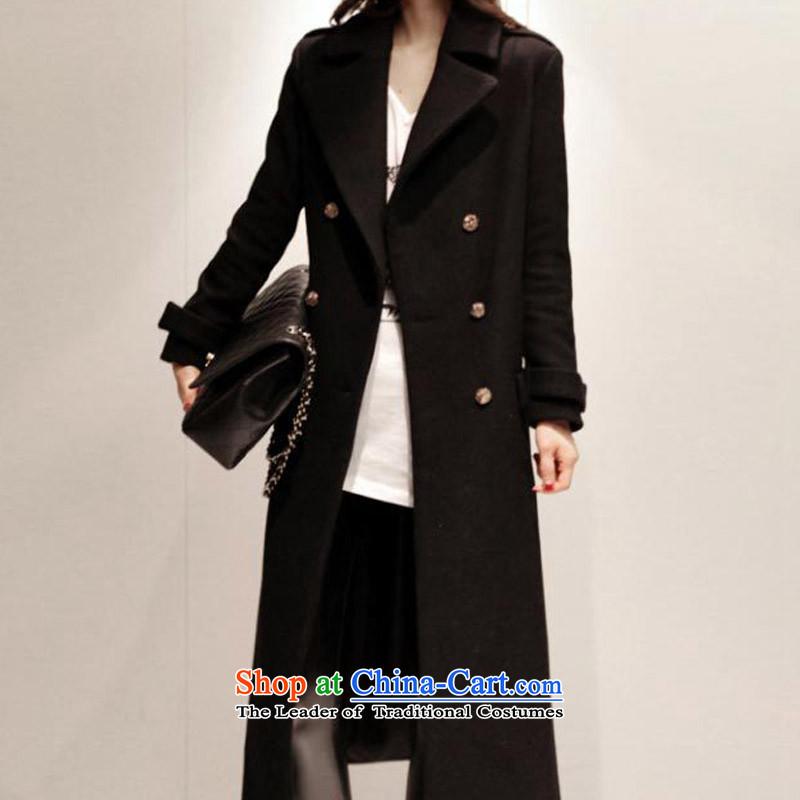 Купить Черное Пальто