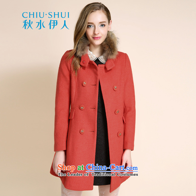 Chaplain who winter campaign for women of the new sub-gross minimalist double-Sau San Sleek and versatile jacket coat with a couplet gross聽175_96A_XXL?