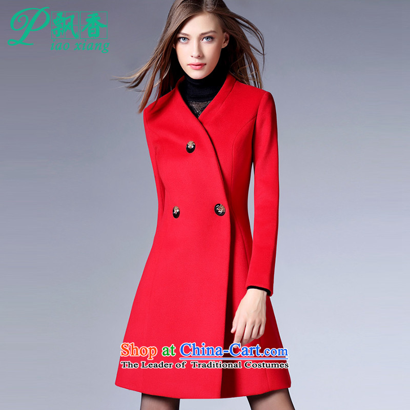 Scented Winter 2015 on a new stylish coat V1648 gross?   RED S