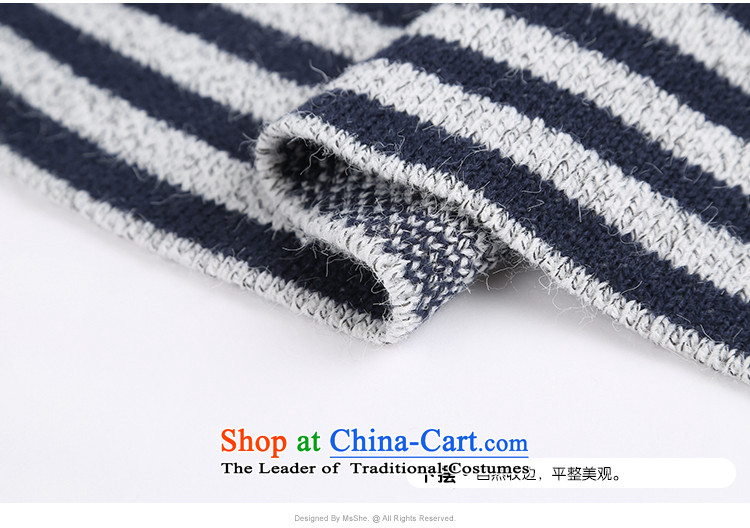 Msshe xl women 2015 new winter clothing lovely pattern warm long-sleeved sweater cardigan in long 4570 Blue Gray 2XL pictures, knocked price, brand platters! The elections are supplied in the national character of distribution, so action, buy now enjoy more preferential! As soon as possible.