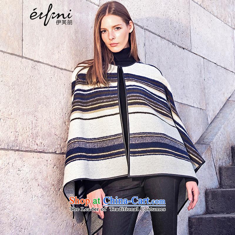 El Boothroyd 2015 winter clothing new Korean cloak? Why women JACKET _6581017606 coats navyS