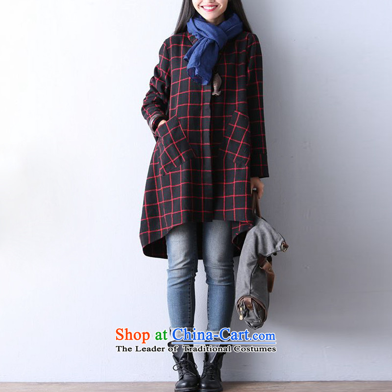 Equipment for the new character of autumn yi sub-Shirt Korean female red jacket AL