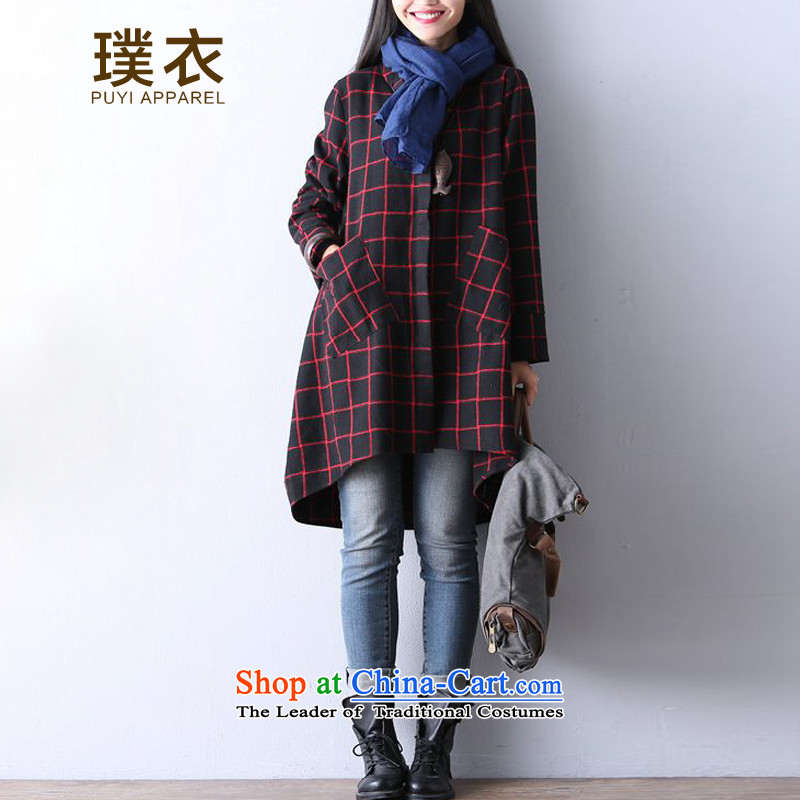 Equipment for the new character of autumn yi sub-Shirt Korean female red jacket A L