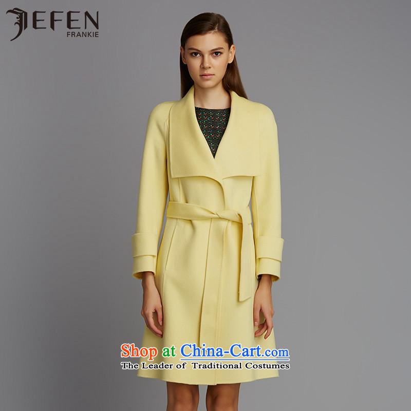 High-end designer custom Giffen 2015 Autumn cashmere overcoat� S