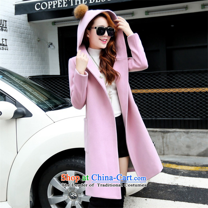 In the medium to long term care Atlas Copco gross jacket coat female 1713-85? pink聽XL