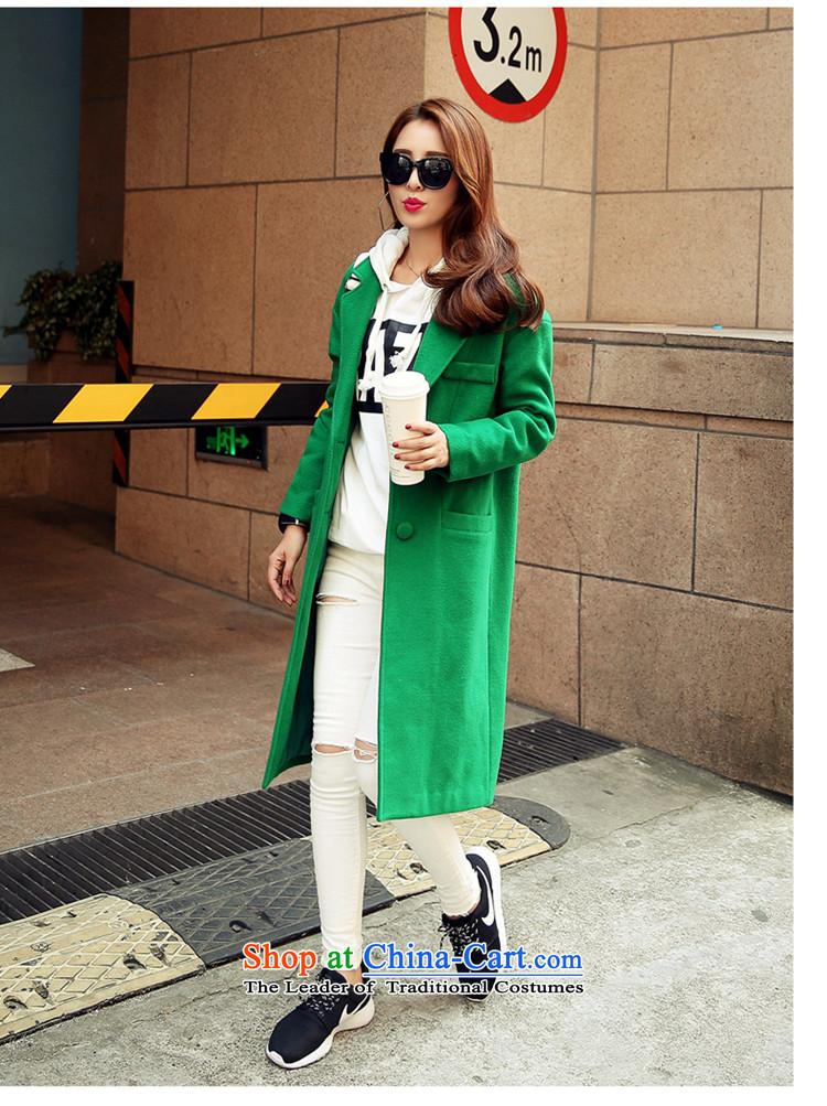 ebe9ef604 Sin has been gross girls jacket  Long聽2015 autumn and winter coats ...