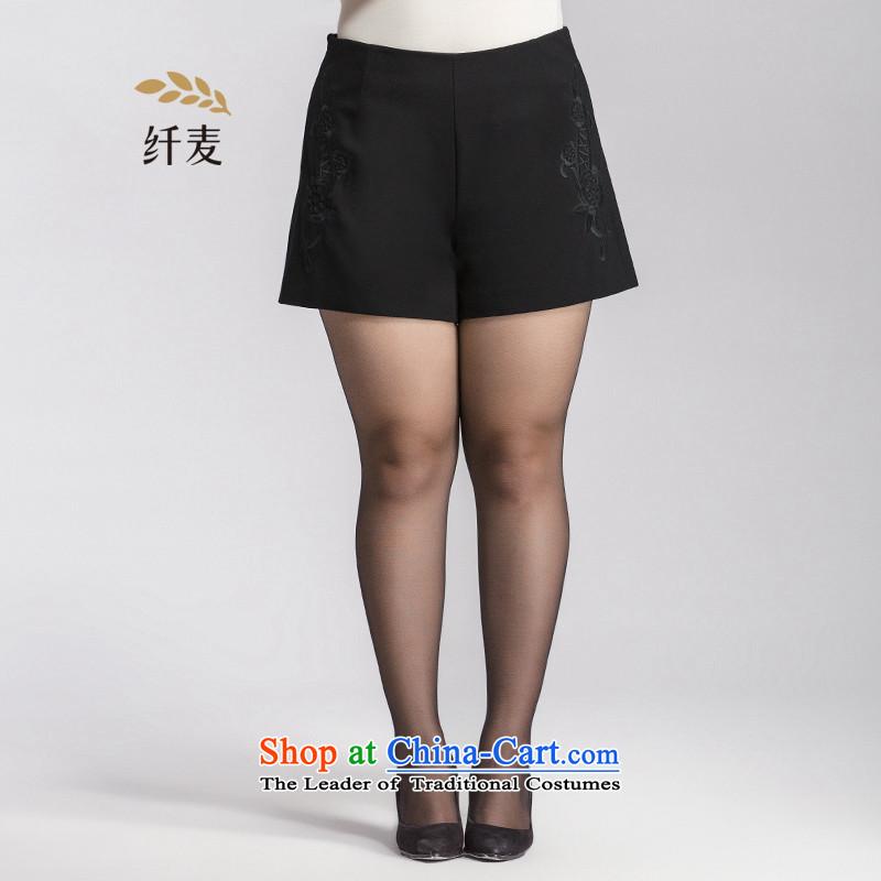 The former Yugoslavia Migdal Code women 2015 Autumn replacing new stylish mm thick black6XL 953094399 Shorts