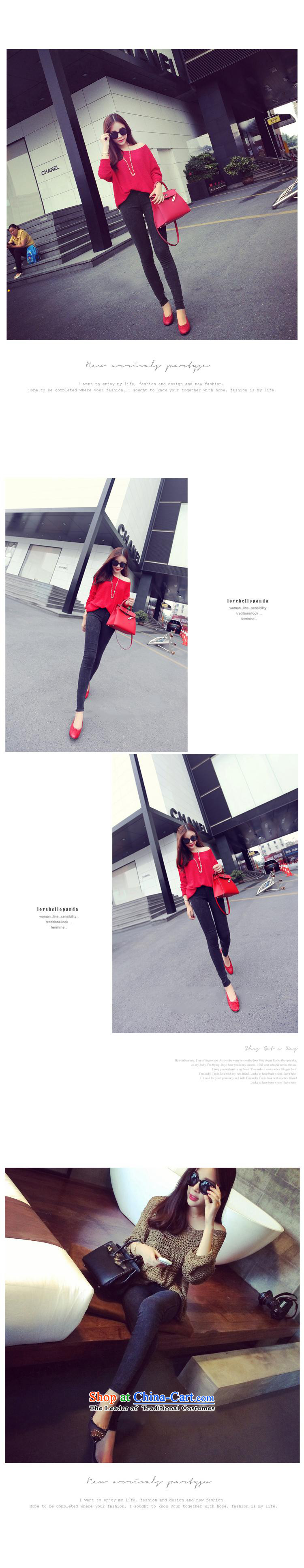 Extra-thick mm spring and autumn ladies pants with Korean version, forming the thin trousers thick sister 200 catties jeans pants black large code castor XXXXXL. picture, prices, brand platters! The elections are supplied in the national character of distribution, so action, buy now enjoy more preferential! As soon as possible.
