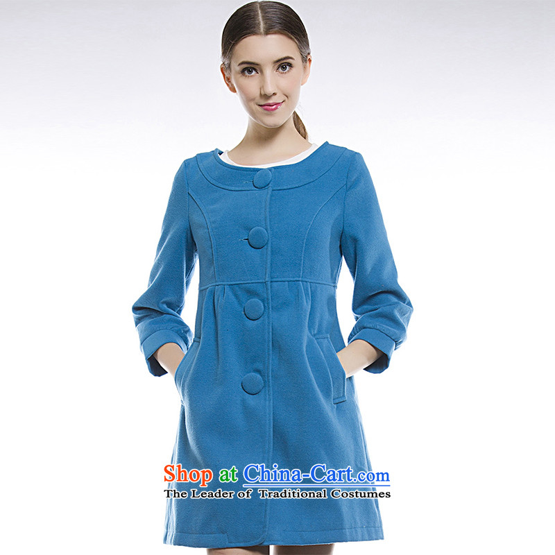 Blue silk Doi _lansda_ jacket燣13314009088爂reen燣