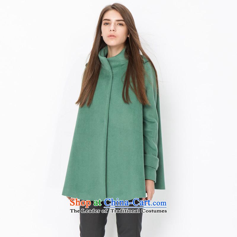 Send A _EUROPRIMO_ energy collar coats燛UDQD514A gross?爂reen L