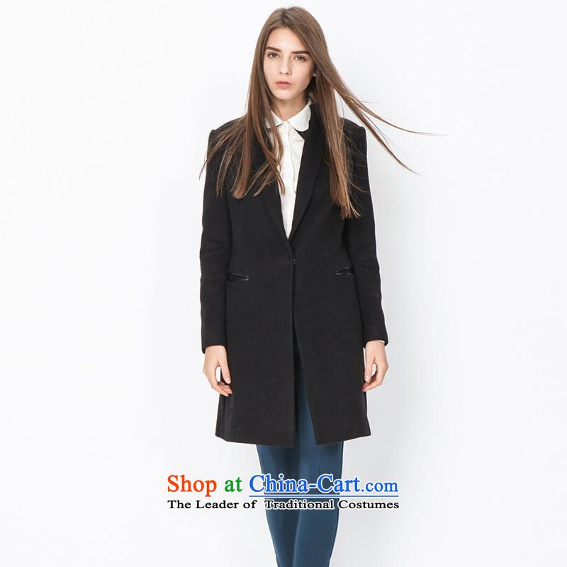 Energy design _EUROPRIMO_ faction leader coats燛UDQD507A suit?燽lack L