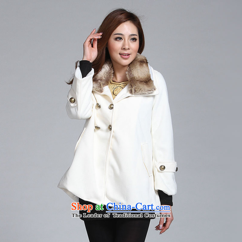 Blue silk Doi _gross_? jacket lansda L10090A4 white L