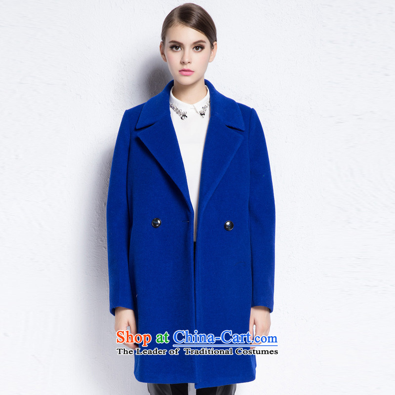 Arts _yiman Overgrown Tomb_ Blue Coat燳867A5001C05 elegant XL
