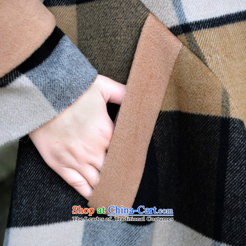 In the medium to long term, XINYARAN lapel tartan coats, Xin, Chemist in long roll collar tartan coats, Xin, Chemist in long roll collar tartan coats ,XINYARAN quote in long roll collar tartan coats Quote
