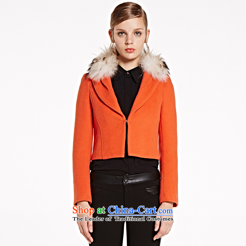 The concept of child-care _gross_? coats paipuer winter, humorous gross jacket CD11317Y2? orange L