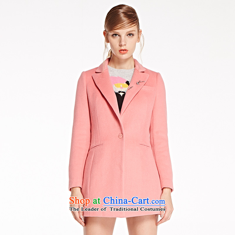 The concept of child-care _winter coats of paipuer_ wool jacket燚D61485R3? pink M