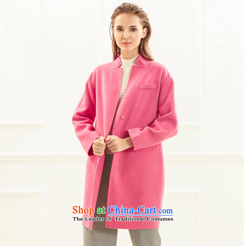 Po Chong _BAOCHUANG_ Ms. 6939A741002 stylish duplex?S Coats