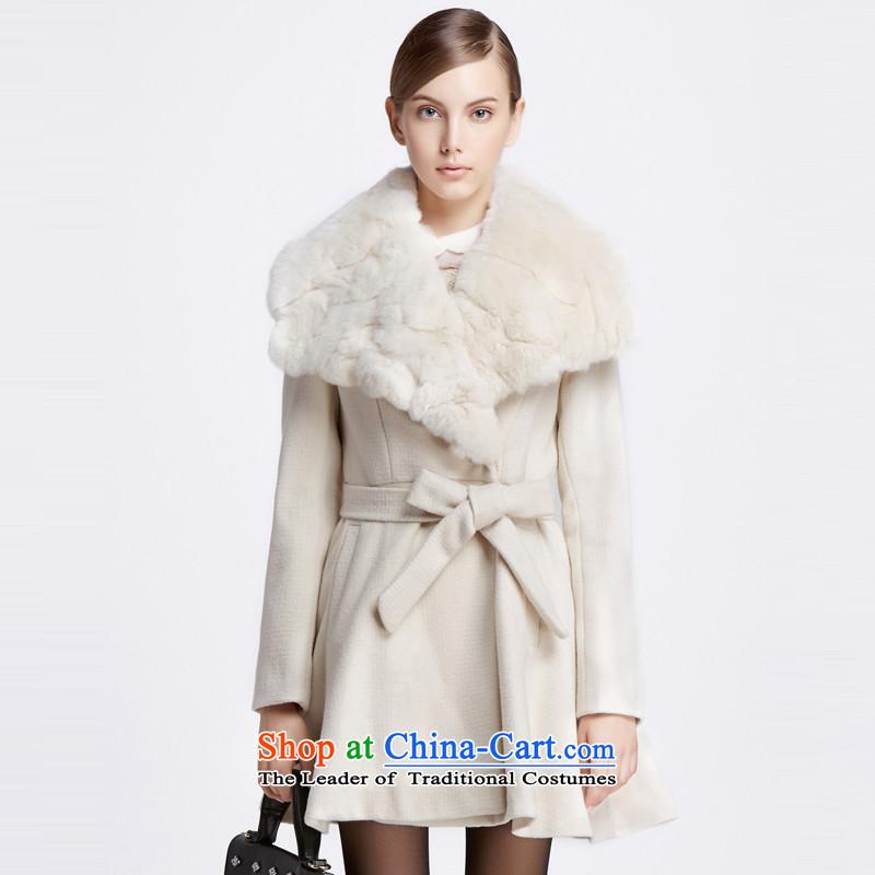 Chaplain Mai-mai _CHIU SHUI_ gross? coats of Sau San beige�42N122055 L