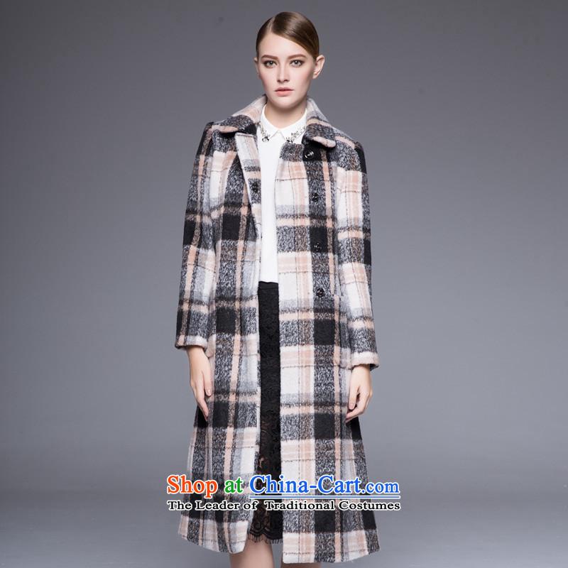 Arts _yiman Overgrown Tomb_ all new multi-color coats female燳867A5033C76 temperament L