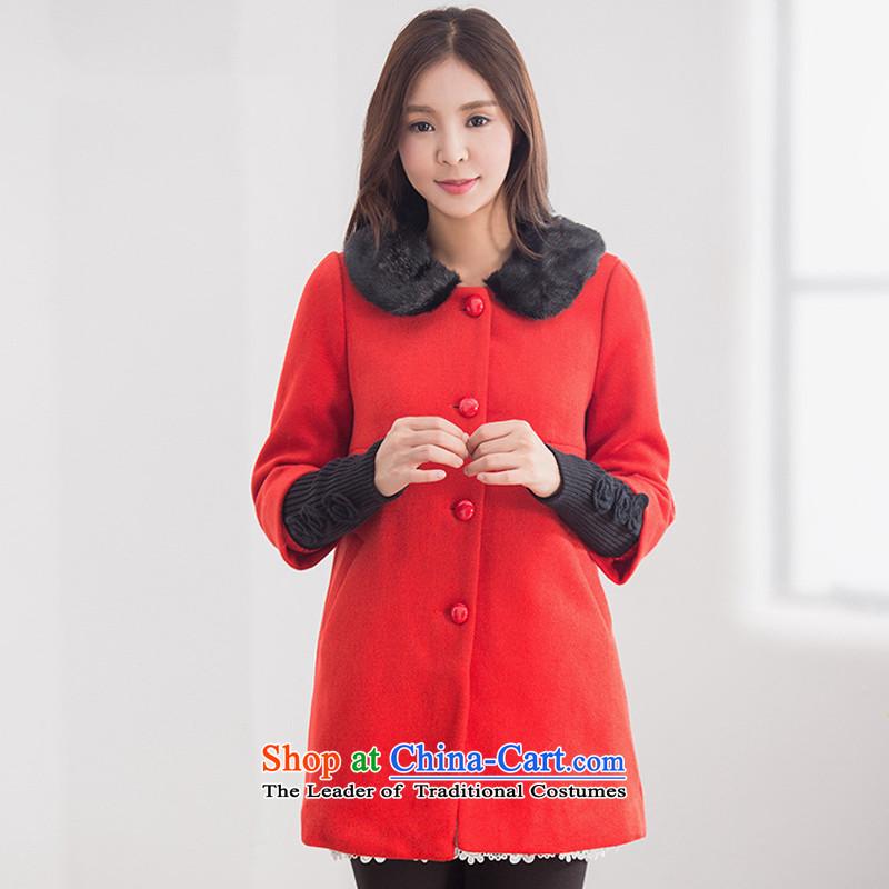 Mrs Fong _female_ 4846566 shunufang new trend dolls winter clothes-reverse collar gross? jacket燣爎ed