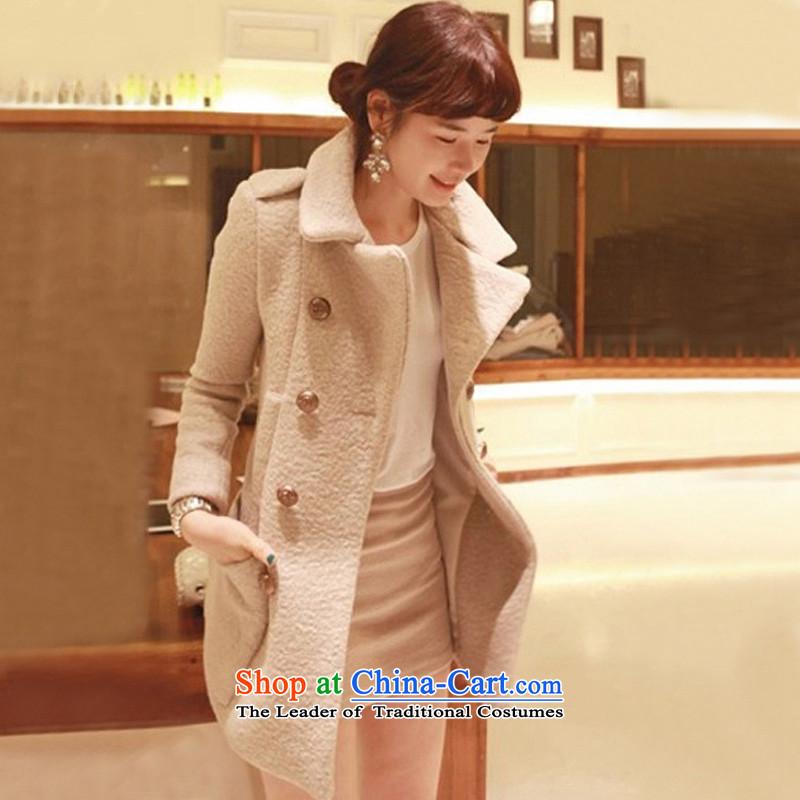 Joseph Sija _sessthea_ Wild coats coats of Sau San W126 apricot XL