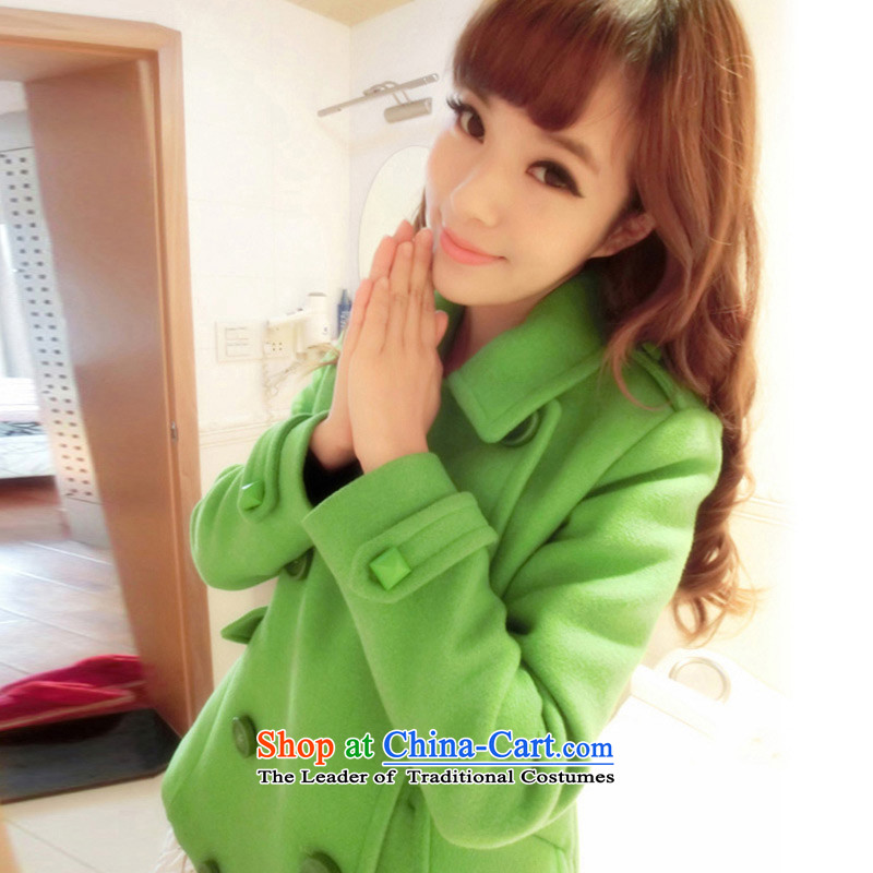Joseph Sija _sessthea_ jacket cloak? jacket W099 gross green L