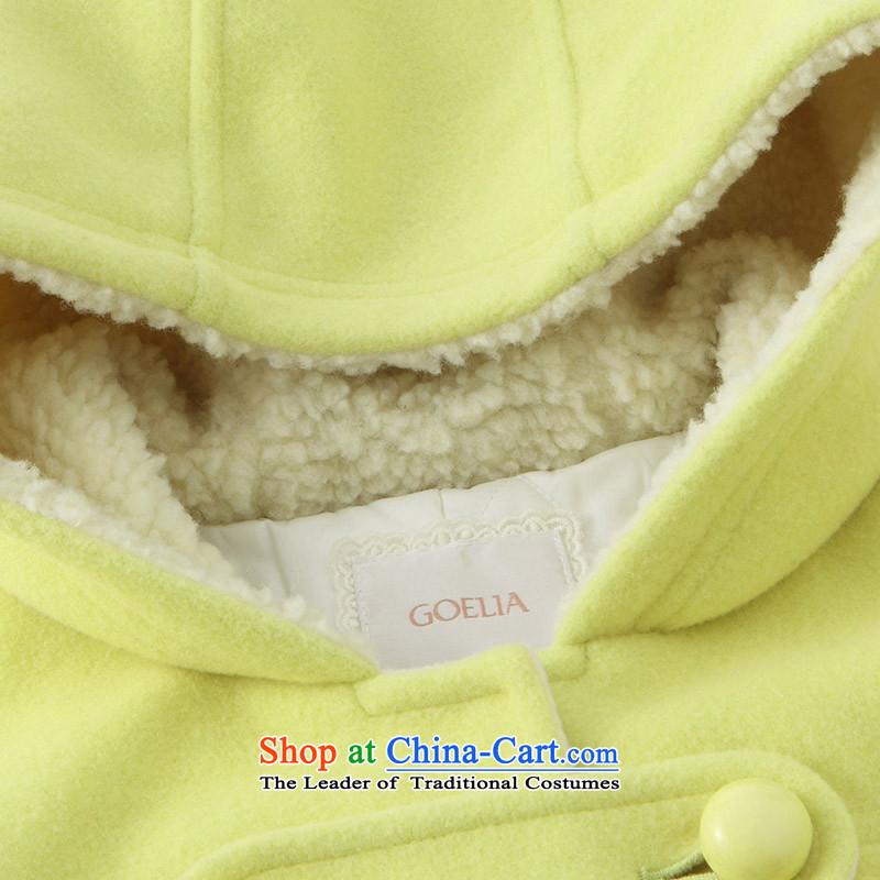 Goelia double-uk, handsome? the coat, Song Leah double-uk, handsome? the coat, Song Leah double-uk, handsome? The jacket quote ,GOELIA double-uk, handsome? The jacket Quote