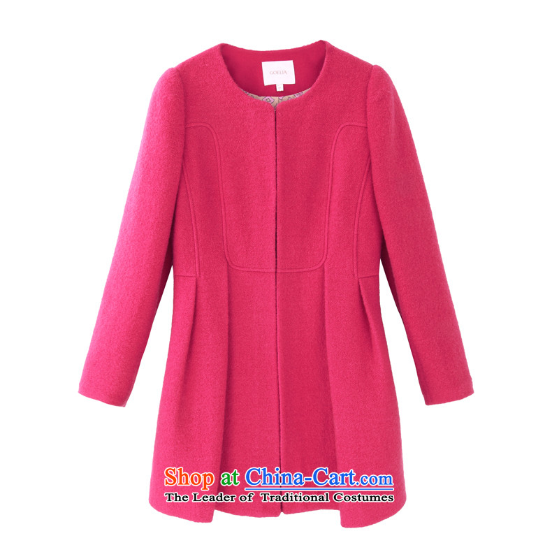 Winter Female pure GOELIA color coats that long coat, a song Leah Winter Female pure color coats that long coat, a song Leah Winter Female pure color coats that long)? sub jacket quote ,GOELIA Winter Female pure color coats that long-jacket quote)?