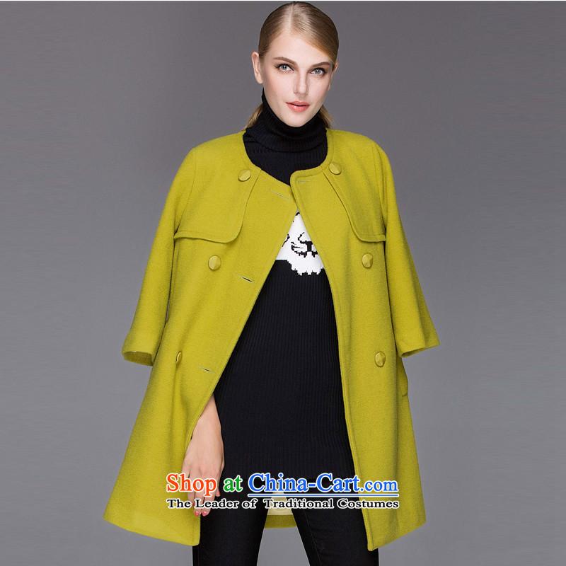 Arts _yiman Overgrown Tomb_ Green personality double pinyin is cuff coats燳867B4524B07 M
