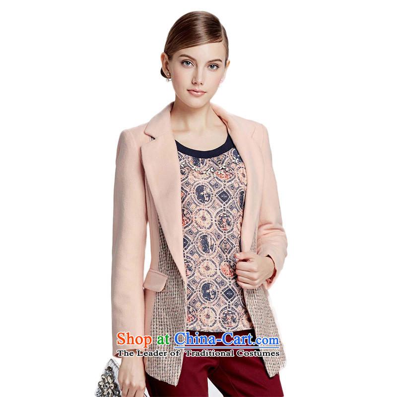 Chaplain Mai-mai _CHIU SHUI_ gross _XXL 1341E121001 pink jacket?