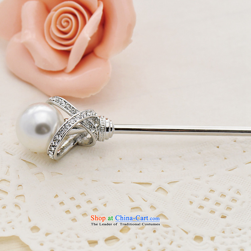 Sea man ni jewelry star of classical style disk sent ancient emulation pearl female bride Ornate Kanzashi Kanzashi sub-hair accessories, the sea and the man ni silver shopping on the Internet has been pressed.