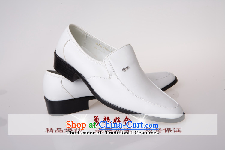 The Entertainer wedding photography men business professional Korean daily leisure shoes bridegroom marriage of men's single shoe white shoes 42 pictures, prices, brand platters! The elections are supplied in the national character of distribution, so action, buy now enjoy more preferential! As soon as possible.
