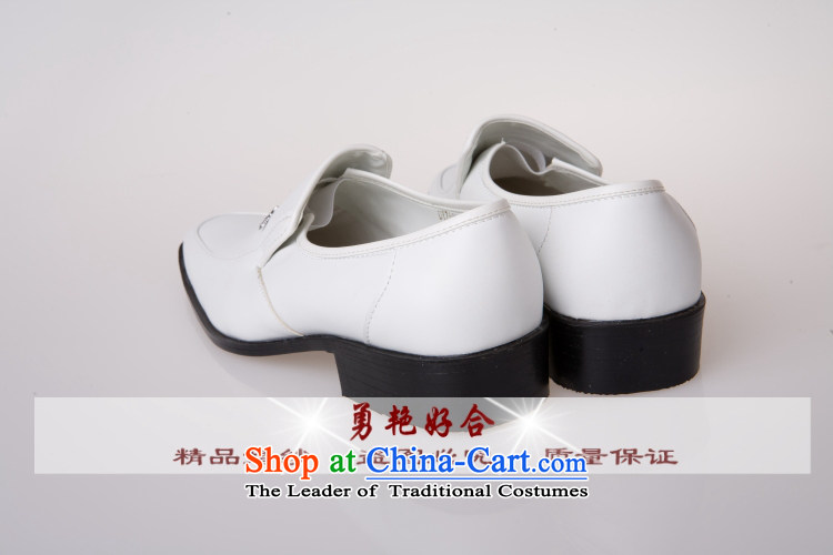 The Entertainer wedding photography men business professional Korean daily leisure shoes bridegroom marriage of men's single shoe white shoes聽42 pictures, prices, brand platters! The elections are supplied in the national character of distribution, so action, buy now enjoy more preferential! As soon as possible.