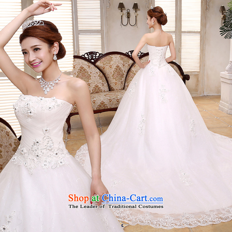 Mr. Guiss¨¦?new Korean 2015 princess petticoats and large amount of swing white?XS