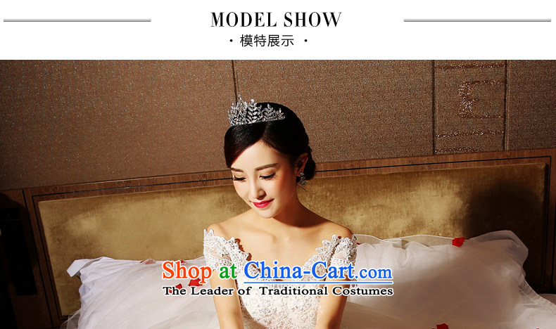 The word tslyzm marriages shoulder wedding dresses to align bon bon skirt 2015 new autumn and winter lace back Foutune of video thin wedding dress whiteL picture, prices, brand platters! The elections are supplied in the national character of distribution, so action, buy now enjoy more preferential! As soon as possible.