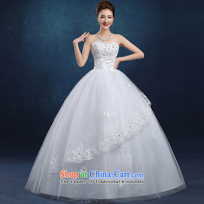 Tim hates makeup and new wedding dresses bows services tail wedding lace wedding dresses large wedding tail winter bride wedding wedding dresses, chest and align to XL HS015