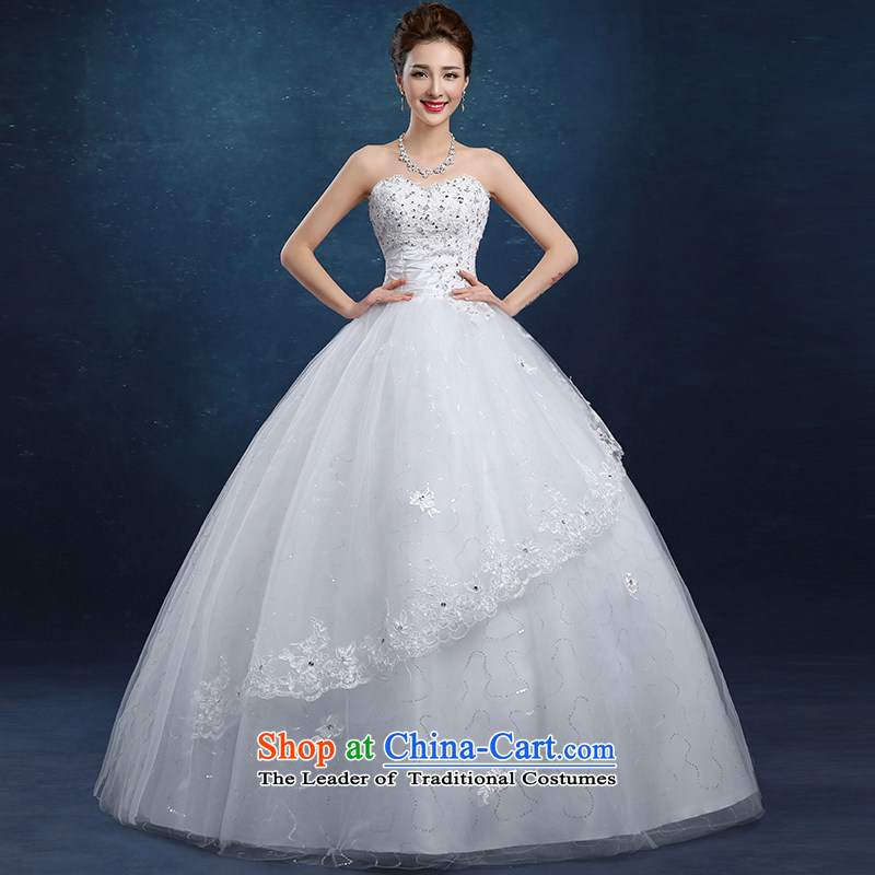 Tim hates makeup and new wedding dresses bows services tail wedding lace wedding dresses large wedding tail winter bride wedding wedding dresses, chest and align to XL, Tim HS015 hates makeup and shopping on the Internet has been pressed.
