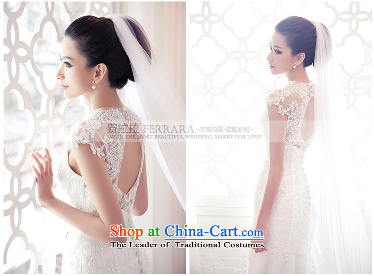 Ferrara 2015 winter wedding dresses large graphics thin female wedding dress marriages crowsfoot wedding tail L picture, prices, brand platters! The elections are supplied in the national character of distribution, so action, buy now enjoy more preferential! As soon as possible.